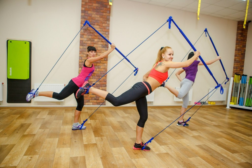 Фитнес в Киеве – волшебство тренировок